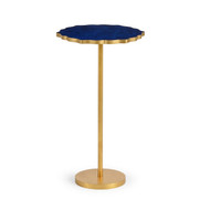 Lapis Side Table