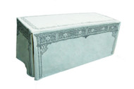 6' Chippendale Table Cover
