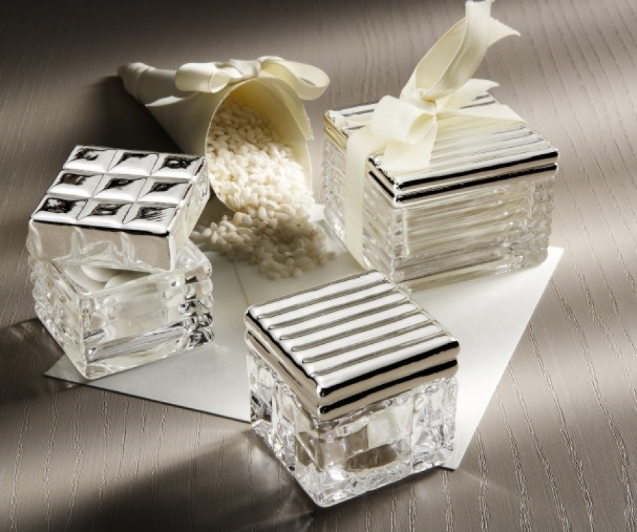 Romantic Simple And Traditional Italian Wedding Favors