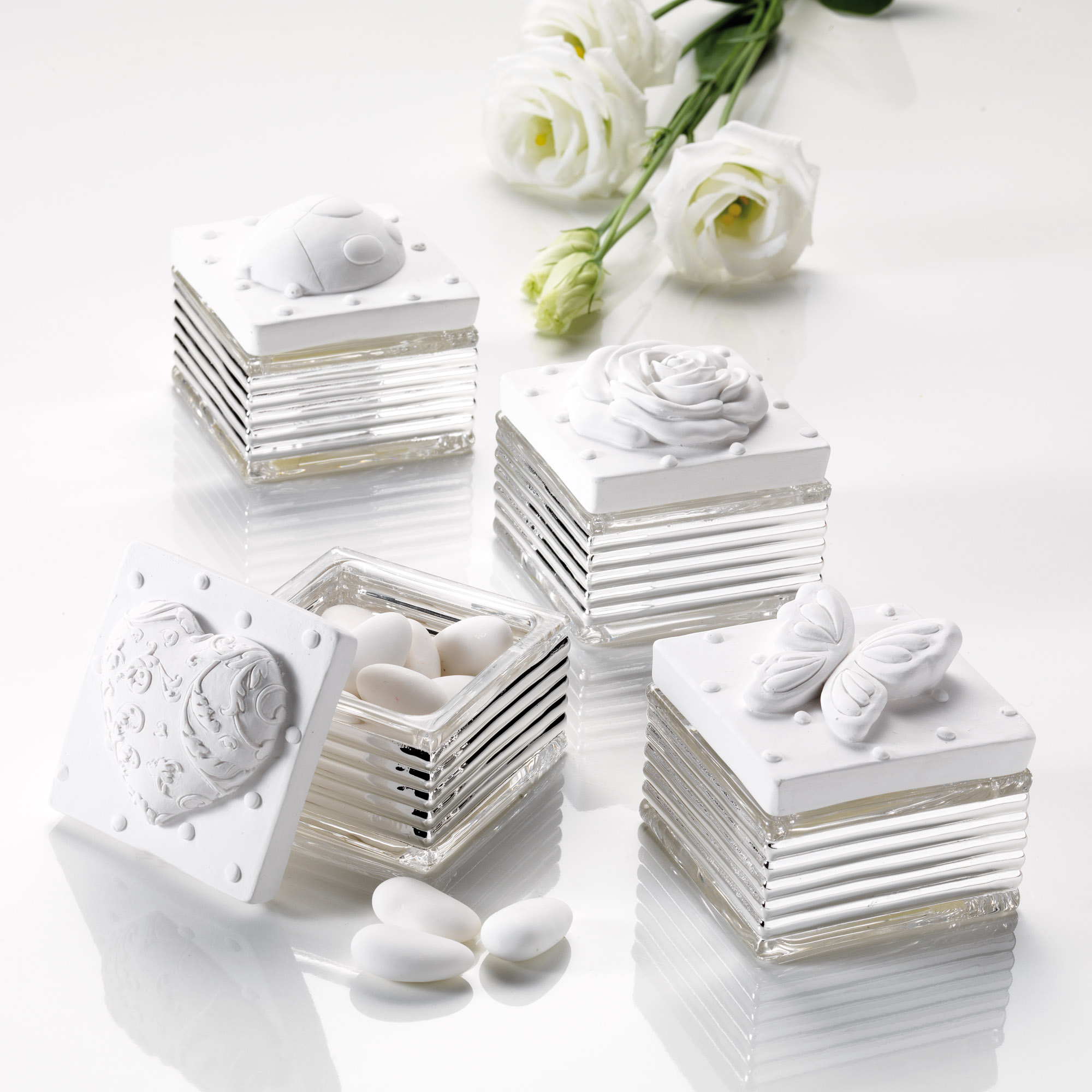 Italian Wedding & Bridal Favors Bomboniere