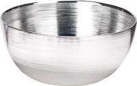 Sinfonia Glass & Silver Bowl