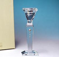 Crystal Candleholder w/ Swarovski