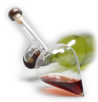 One-Dose Wine Decanter