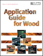 VSM Application Guide for Wood