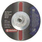 "9"" x 1/4"" x 5/8""-11 A24R T27 Grinding Wheel 