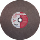 "14"" x 1/8"" x 1"" A24R T1 Chop Saw Wheel 