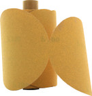 """6"""" Solid Gold Unbranded PSA Disc Rolls (Roll of 100) 