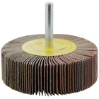 3 x 1 x 1/4 In. Shank Flap Wheel | 80 Grit Silicon Carbide | Wendt 110795