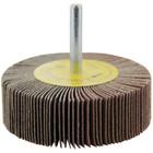 3 x 1 x 1/4 In. Shank Flap Wheel | 80 Grit Ceramic | Wendt 112645