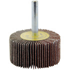 2 x 1 x 1/4 In. Shank Flap Wheel | 80 Grit Ceramic | Wendt 112545