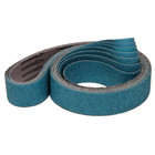 "1-1/2"" x 24"" Zirconia Belts for Flex Pipe Sander (Pkg Qty: 10) 