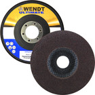 "4-1/2 x 7/8"" Unitized Disc with Fiberglass Backing 