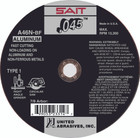 "4"" x .045"" x 5/8"" A46N T1 Cut-Off Wheel 