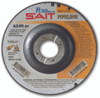 "6"" x 1/8"" x 7/8"" A24R T27 Pipeline Wheel 