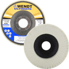 "4-1/2"" x 7/8"" Felt Polishing Flap Disc 