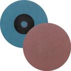"2"" Quick Change Sanding Disc (Box Qty: 100) | Type S | 80 Grit Aluminum Oxide | LVA SD20AO-80"