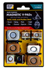 Adjustable Magnetic V Pad | Stronghand MVDF44