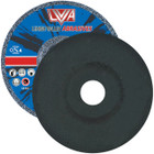 "5"" x 1/4"" x 7/8"" High Performance Grinding Wheel T27 A24R 