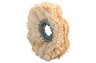 4 x 1/2 x 3/4 In. Keyway Sisal Web Polishing Rings (Pkg Qty: 5) | Impregnated |  Metabo 623507000
