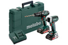 Combo Set 2.1.8 18 V (685087520) Cordless Machines in a Set | Metabo