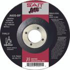 "7"" x .045"" x 7/8"" A60S T27 Cut-Off Wheel | Sait 22053"