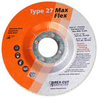 "4-1/2"" x 7/8"" Rex-Cut Max Flex Wheel 