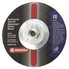 "5"" x 1/4"" x 5/8""-11 A24R T27 Grinding Wheel 