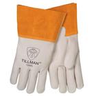 Small Cowhide MIG Welding Gloves  | Tillman 1350S