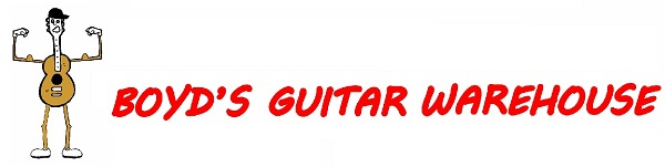 Boyds Guitar Warehouse