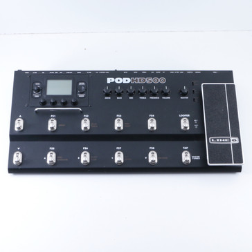 Line 6 Pod HD500 Multi-Effects Pedal & Power Supply P-01434