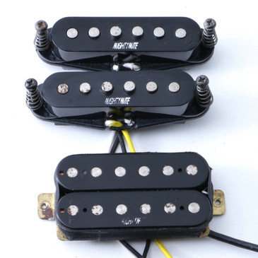Mighty Mite Stratocaster HSS Guitar Pickup Set PU-8694