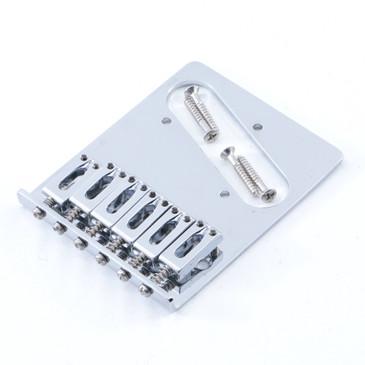 Fender Standard Telecaster Bridge Chrome Finish BR-4556
