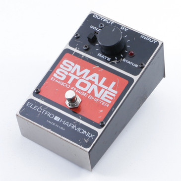 Electro-Harmonix EH4800 Small Stone Phaser Guitar Effects Pedal P-01838
