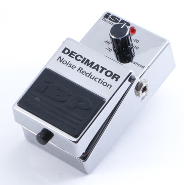 iSP Decimator Noise Gate Guitar Effects Pedal P-01955
