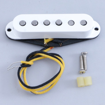 Open Box Fender Custom Shop Fat '50s Single Coil Strat Middle Pickup White