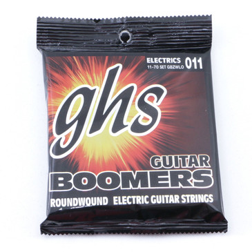 GHS Guitar Boomers Low Tuned Guitar Strings OS-7733