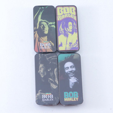 Dunlop Bob Marley Assorted Picks (4 Pack) OS-7743