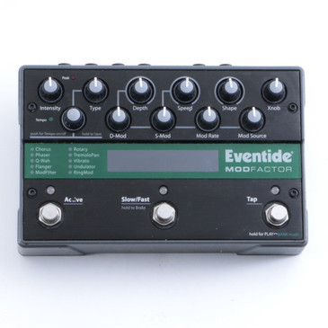 Eventide ModFactor Modulation Guitar Effects Pedal P-02021