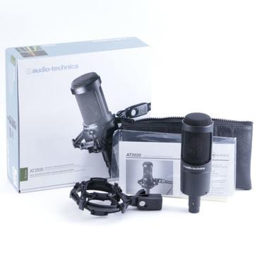 NEW Audio-TechnicaAT2035 Large-Diaphragm Condenser Microphone
