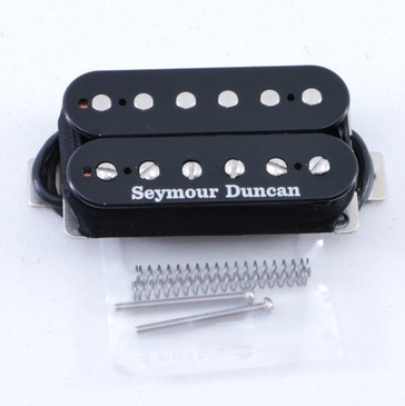Open Box Seymour Duncan SH-6B Duncan Distortion Humbucker Bridge Pickup Black