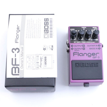 NEW Boss BF-3 Flanger Guitar / Bass Effects Pedal