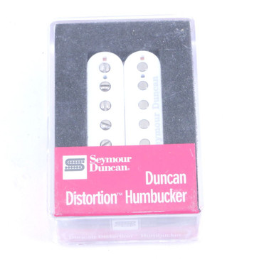 Seymour Duncan SH-6N Duncan Distortion Neck Humbucker Guitar Pickup White