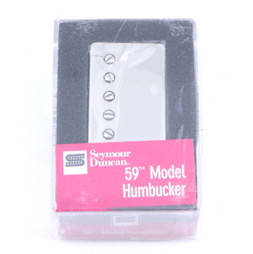 Seymour Duncan SH-1N '59 Neck Humbucker Guitar Pickup Nickel