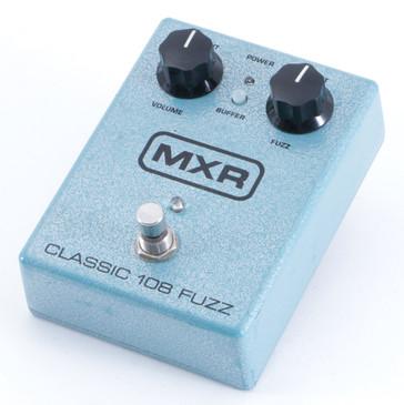 MXR Classic 108 Fuzz Guitar Effects Pedal P-04049