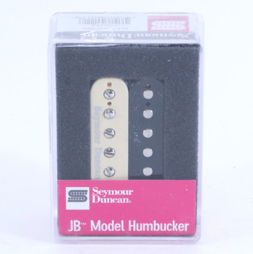 Seymour Duncan SH-4 JB Bridge Humbucker Guitar Pickup Zebra