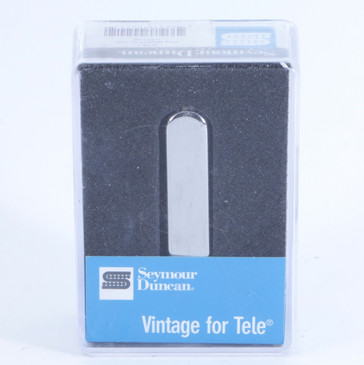 Seymour Duncan STR-1 Vintage For Tele Neck Guitar Pickup Chrome