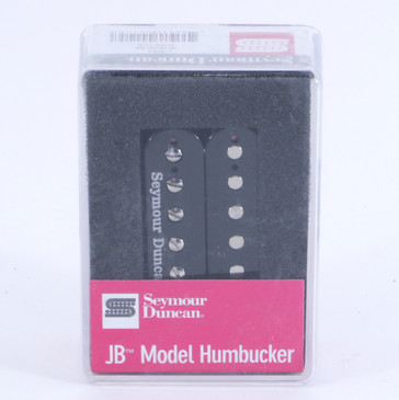 Seymour Duncan SH-4 JB Bridge Humbucker Guitar Pickup Black
