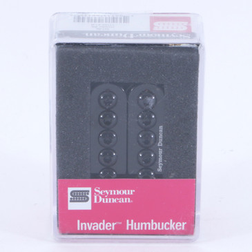 Seymour Duncan SH-8B Invader Humbucker Guitar Pickup Black