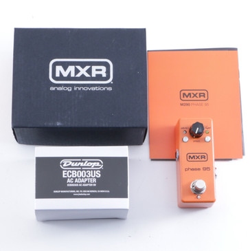 NEW! MXR M290 Phase 95 Phaser Guitar Effects Pedal