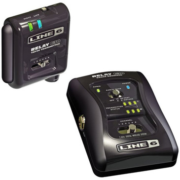 NEW! Line 6 Relay G30 Wireless Guitar System
